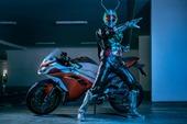 Chàng trai trẻ hóa thân thành Kamen Rider 1, biến giấc mơ của mọi thanh niên thành hiện thực