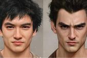 """Dàn nhân vật trong Dragon Ball khi được vẽ theo phong cách tả thực, Goku mất luôn mái tóc """"huyền thoại"""""""