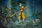 Skin trong mơ của game thủ Liên Quân, Ngộ Không bản xịn Lục Tiểu Linh Đồng ra mắt khiến CĐM ghen tị