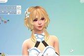 Dàn nữ nhân vật Genshin Impact bất ngờ xuất hiện trong The Sims 4