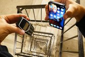 iPhone 13 Pro và Nokia 3310 cùng thả rơi từ tầng 20, ai là kẻ chiến thắng