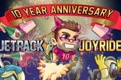 Jetpack Joyride kỷ niệm 10 tuổi bằng vô số những phần thưởng hấp dẫn cho các game thủ