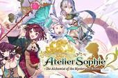 Atelier Sophie 2 hé lộ loạt waifu mới trong chuyến hành trình tiếp theo của Sophie