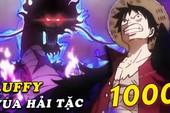 Chào mừng anime One Piece tập 1000 phát sóng, một buổi livestream trên toàn cầu sẽ được tổ chức