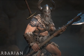 Diablo IV hé lộ hình ảnh mới nhất năm 2021, đồ họa mãn nhãn, chiến đấu tóe lửa