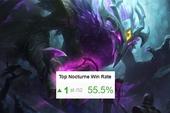 LMHT: Nocturne bất ngờ trở thành tướng Đường trên bá đạo nhất bản 11.4 với tỷ lệ thắng tăng vọt