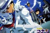 Spoil Thám Tử Lừng Danh Conan chap 1069: Hattori tỏ tình thất bại, Kaito Kid xuất hiện trở lại