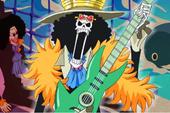 One Piece: Brock – Chàng nhạc sĩ xương vui tính thích xem