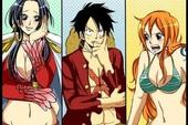 """One Piece: 5 cô nàng may mắn được Luffy nhớ tên, điểm chung là đều """"chân dài tới nách"""""""