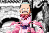 One Piece: CP0 tỏ ra lo lắng về trái ác quỷ nhân tạo từ gen của Kaido mà con trai Oden đã ăn