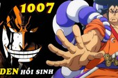 Soi One Piece chap 1007: Oden xuất hiện là thật hay do yêu quái Tanuki giả dạng?