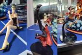 """Giật mình khi thấy Mr. 2 cosplay các nhân vật khác trong One Piece, CĐM cảm thán """"tụt mood quá!"""""""