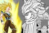 Dragon Ball Super: Thế quái nào mái tóc mới của Granola trông lại giống Goku ở trạng thái Super Saiyan 3