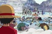 Top 10 khoảnh khắc trong One Piece khiến fan phải nổi da gà, hầu hết đều dính dáng tới băng Mũ Rơm (P.1)