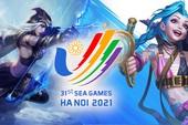 Chính thức: Danh sách các tựa game Esports sẽ thi đấu tại SEA Games 31 tổ chức ở Việt Nam
