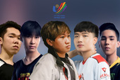 """Mải lâng lâng với vị trí đi rừng toàn """"siêu sao"""", fan VCS lại càng đau đầu khi phải chọn lựa Xạ thủ tham dự SEA Games 31"""