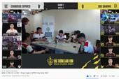 Bất ngờ khi một video clip về giải đấu Esports lại đánh bại loạt MV lên top 1 trending Youtube?