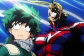 Spoil My Hero Academia chap 304: Deku chính thức trở thành truyền nhân cuối cùng sở hữu One For All