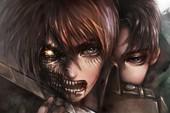 Attack On Titan chap 138: Thủy Tổ Ymir chứng kiến Mikasa vĩnh biệt Eren với nụ cười hạnh phúc?