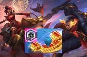 Đấu Trường Chân Lý: Riot làm lại Lồng Đèn May Mắn, buff mạnh Thần Tài ở update cuối cùng của mùa 4