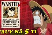 One Piece: Luffy sẽ đạt mốc truy nã bao nhiêu sau arc Wano?