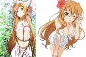 """Top 10 cô bạn gái đã xinh, dễ thương lại còn tốt bụng trong anime khiến """"ai cũng thèm"""""""