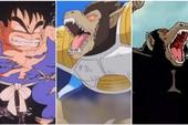 Đây là 5 nhân vật đã biến thành khỉ đột khổng lồ trong series Dragon Ball