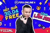 FIFA ONLINE 4: Tặng gói cầu thủ Việt Nam cho toàn Server cùng cơ hội sở hữu tai nghe AirPod Pro và bàn phím Razer