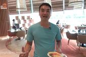 """Màn review thảm họa số 1 của Duy """"Nến"""": Biến khách sạn sang trọng nhất Hà Nội thành trò hề """"hết đỡ"""""""
