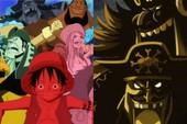 """One Piece: 3 băng Tứ Hoàng đều có thành viên thuộc Thế hệ tồi tệ nhất, mỗi Shanks là """"dửng dưng"""""""