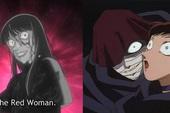 """5 vụ án ghê rợn nhất Conan do netizen bình chọn: Ma nữ áo đỏ tàn độc chưa khiếp vía bằng """"thi thể"""" ma cà rồng tự sát"""