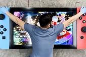 Game thủ tạo ra phiên bản siêu to khổng lồ của Nintendo Switch