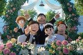 """Nobita chạy trốn ngay trước đám cưới với Shizuka và hành trình trưởng thành đầy cảm động của cậu bé hậu đậu trong """"Doraemon: Stand By Me 2"""""""