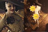 """Loạt bản mod siêu dị của Resident Evil Village, có cả phiên bản 18+ """"không che"""" của Lady Dimitrescu"""