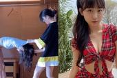Gặp tai nạn khó đỡ khi quay clip Lookbook, nữ YouTuber vô tình để lộ