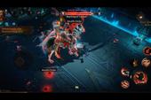 Cận cảnh 6 phút chiến đấu với trùm King Leoric trong Diablo Immortal