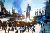 Game Battle Royale đầu tiên có 9000 người chơi trên 1 bản đồ chính thức mở cửa miễn phí