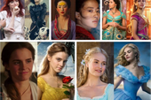 """Ngắm dung nhan của những mỹ nhân truyện cổ tích được Hollywood """"phù phép"""" khi bước lên phim"""