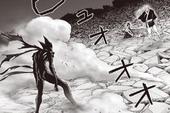 Phiên bản quái vật Garou của Murata đã chính thức xuất hiện trong One Punch Man