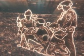 Kính nhìn đêm đặc biệt giúp lính Mỹ thấy rõ mọi thứ trong bóng tối như thể đang chơi game