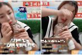 Trang điểm cho khỉ trên sóng để quảng cáo bán kem trộn, mỹ phẩm, nữ streamer khiến CĐM phẫn nộ