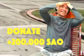 """Được fan donate hơn 50 triệu đồng, streamer Free Fire ngay lập tức tiết lộ cách """"giải ngân"""" khiến người xem bất ngờ"""