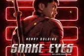 Bom tấn hành động Snakes Eyes: G.I.Joe Origins hé lộ tạo hình nhân vật của