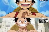 """Các fan One Piece nói về Luffy và hành động """"gáy to"""" quen thuộc suốt 20 năm qua, nhiều tuổi nhưng vẫn là một """"trẻ trâu"""" chính hiệu"""