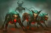 Những điều chưa biết về chó quỷ ba đầu, sinh vật huyền thoại canh giữ cổng địa ngục