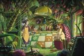 Các cảnh phim nổi tiếng của Studio Ghibli trông như thế nào ngoài đời thực?