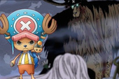 """One Piece: Hình thức mới của Chopper - """"Baby Chopper"""
