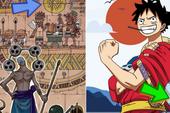 """One Piece: Toàn bộ những lần xuất hiện của Thần Nika và Mặt Trời trong suốt series, đúng chỉ có """"thánh Oda"""" mới thâm sâu được đến thế này"""