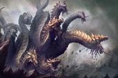Những con quái vật rắn nổi tiếng trong thần thoại Hy Lạp