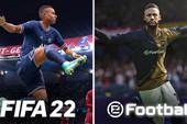 So sánh FIFA 22 và eFootball, đâu mới là game bóng đá hay nhất 2022?